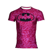 Super Hero Compression Tights Sport T shirt