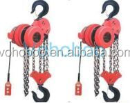 Electric lifting manual monorail hoist