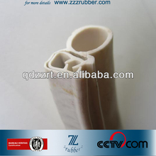 ZAIZHEN Produce and export steel reinforced rubber seal strip for car
