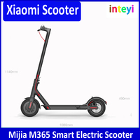 2017 Original XiaoMi Mijia Electric scooter hoverboard Electric Skate Adult Foldable bike Mini Motor Scooter