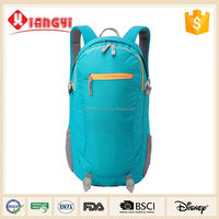 Safe eco friendly material blue backpack for school tom and jerry backpack