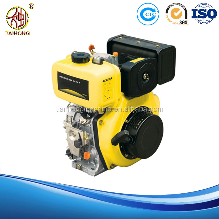 High performance low friction 24hp diesel engine for construction machinery