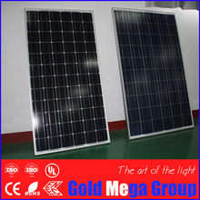 for solar energy and solar system China manufacturer 300w Mono photovoltaic solar panel price