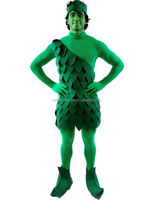 Jolly Green Giant Second Skin Kit Costume