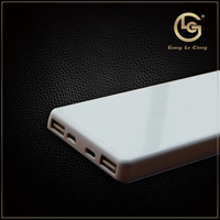 Super slim portable 8000mah cheap portable mobile phone charger power bank