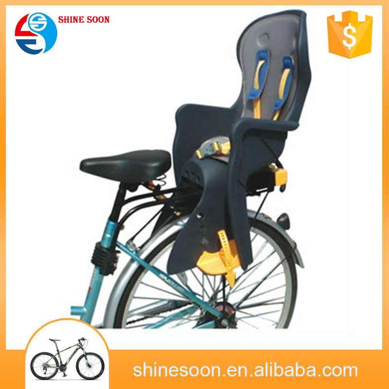 High Quality Bicycle Front Children Seat Safety Baby Seat