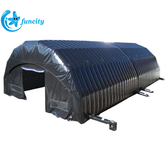 Best Inflatable Canopy Tent / Hot Sale Blowup Tent With Blower Pipes