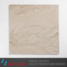 Villa Glazed Porcelain Floor Tile Looks Like Marble Effect Polished Glazed Porcelain Tile