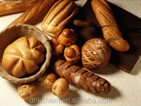 food additives xanthan gum for bread
