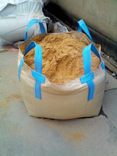 China supplier PP jumbo bag/1000kg super sack/pp big bag 1ton /Circular PP FIBC Bag (for sand,building material,chemical)