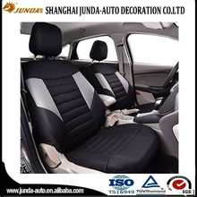 2016 America Promotion items Black/Grey PU leather Car Seat Cover