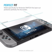 Assessed Supplier Full Size hd ultra clear Screen protective film for Nintendo Switch Game Player Screen Protector