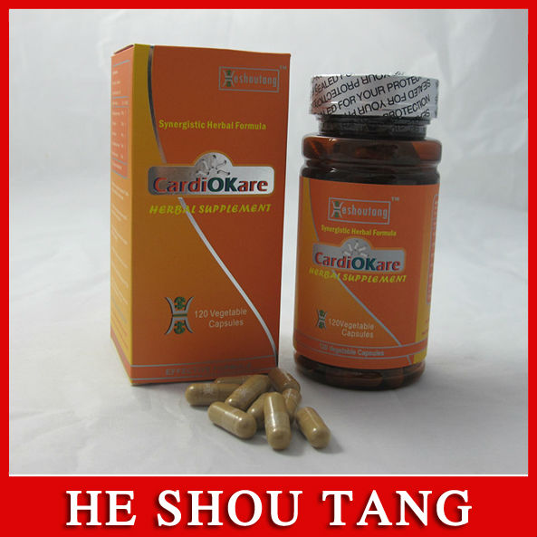 100% nature Chinese herbal cardiopathy medicine