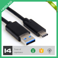 New Usb 3.1 Type C Connector Cable Support PD Fast Charging for Mobile Phone