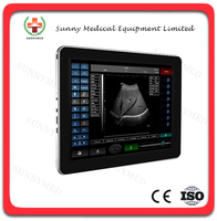 SY-A011 Touch screen mini portable 3D ultrasound scanner,B/W Ultrasound Machine