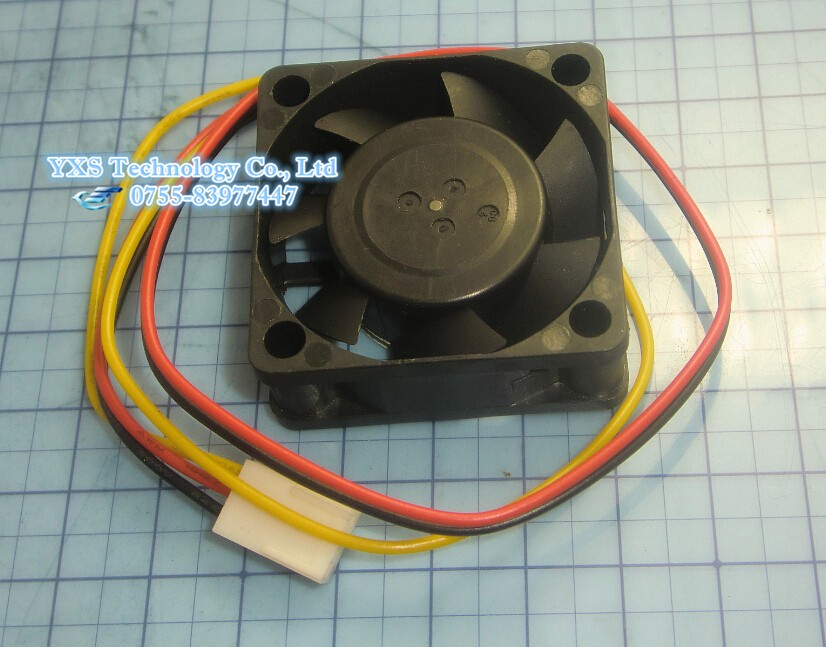 Special fans for frequency converters San Ace 40 109P0424H7D20 DC24V=0.08A 4CM 40*40*15mm 3wire Equipment fan
