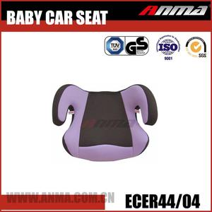 Inflatable safety car booster seat for 3-12 years old