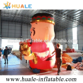 Chinese New Year inflatable god of wealth for decoration promotion mold