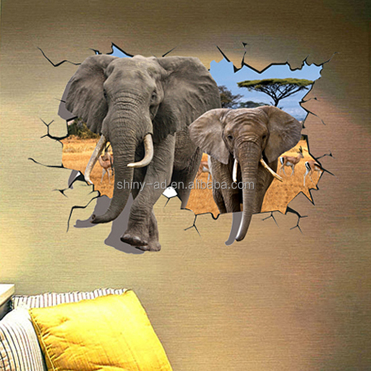 3D Wall Stickers Vinyl Decal Home Decor for kinds room