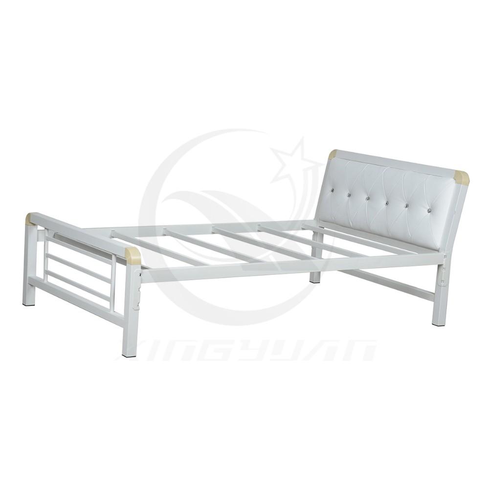 cheapest metal full size bed frame for sale buy single metal bed frame full size bed frame for. Black Bedroom Furniture Sets. Home Design Ideas