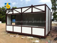 small container office, Container Coffee Bar for Shopping Store