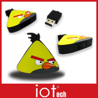Custom PVC USB Flash Drive with Any Logo