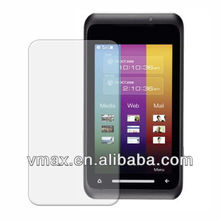 Mirror screen protector for Toshiba tg01