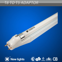 TUV Rhein Approved T8 to T5 Adapter Adaptor