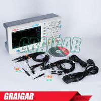 Uni-t UPO2102CS Ultra Phosphor Oscilloscopes Digital Storge Oscilloscope 2 Channels 100MHz Bandwidth 1Gs/s Sample Rate
