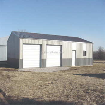 color light steel prefabricated home
