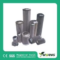 stainless steel mesh hydraulic filter and hydraulic cylinder