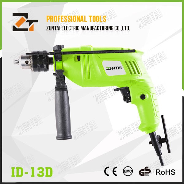 10mm high quality power tools electric drill 500w impact drill