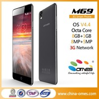 No brand mtk6592 octa core 5.5 inch dual sim oem cell phone