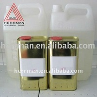 Liquid epoxy resin and hardener for handicraft