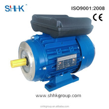 aluminum housing single phase 0.5 hp electric motor