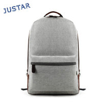 Free Sample High Grade Canvas Large Capacity High Class Multi functional Custom Student School Backpack Book Bags