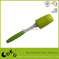 Hot selling silicon spatula with handle sleeve