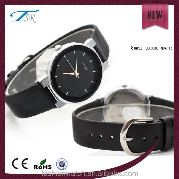 Hot selling fashion alloy case custom watch for man japan movement stainless steel back watch