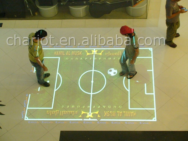 Smart Interactive Floor System Projection for Kids Games