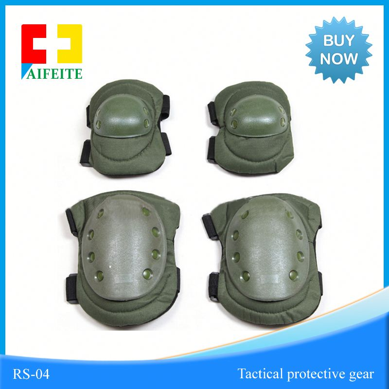 Skateboard Knee Elbow Palm Protector / Military Tactical Knee Elbow Pad