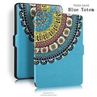 Novelty Cover Waterproof Plastic Flip Cover Case for kindle