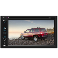 Car Media DVD Player, Car Audio, 2Din Car Radio