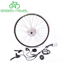 GreenPedel 350w 20 inch electric bicycle motor kit
