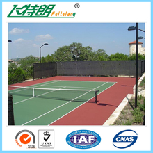 Water-based One Component PU outdoor sport playgroud Floor Coating/Paint