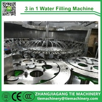 Hot selling water filling machine pure water production line with CE certificate