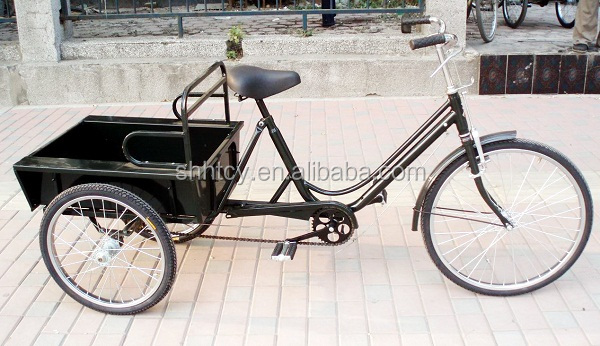 cargo trike with rear box SH-T005