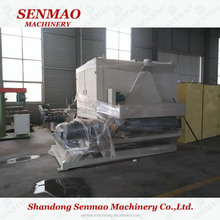 Oscillating Curve Brush sanding machine for wood