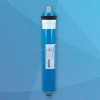 High Desalination rate micro domestic dow uf water filter membrane with 75 gallon