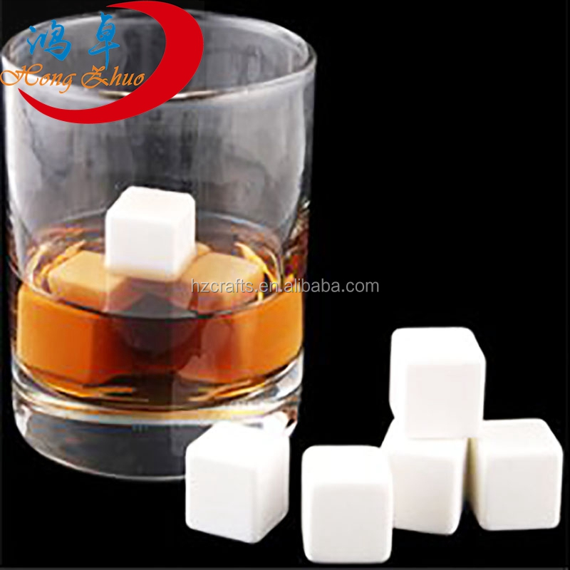 Cool Cube Whiskey Rock Stone Cube Whisky Ice Cube/ Whisky Stone/ Whiskey Stone For Party !