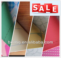 sponge pvc flooring cover/waterproof pvc flooring